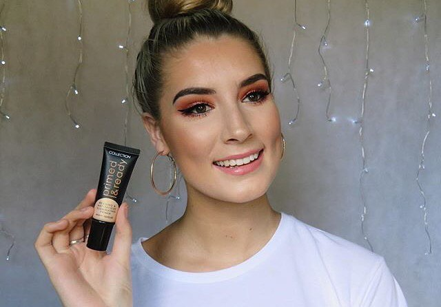 DEWY 🍑✨ the super talented @alexandrabeauty.x using our illuminating and reviving apricot primer under her foundation to get that glow 🙈 Check out her latest video for how to use! #collectionGIRLS #collectioncosmeticsnz