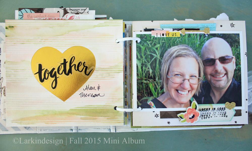 Fall Mini Album Page 7