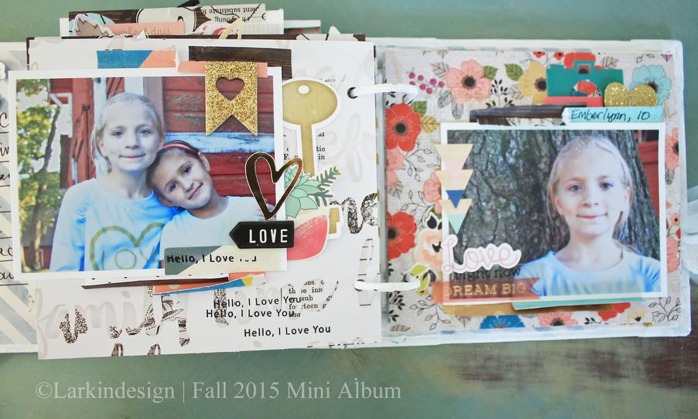Fall Mini Album Page 10