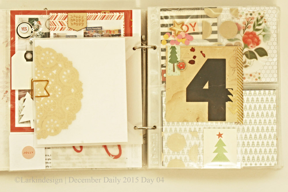 December Daily 2015 Day 04