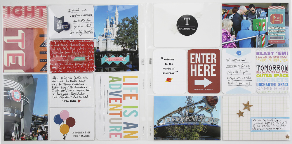 Disney Layout 04