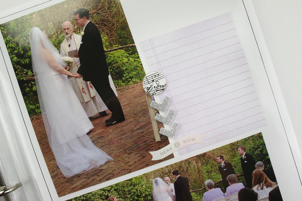 Mares Wedding Album