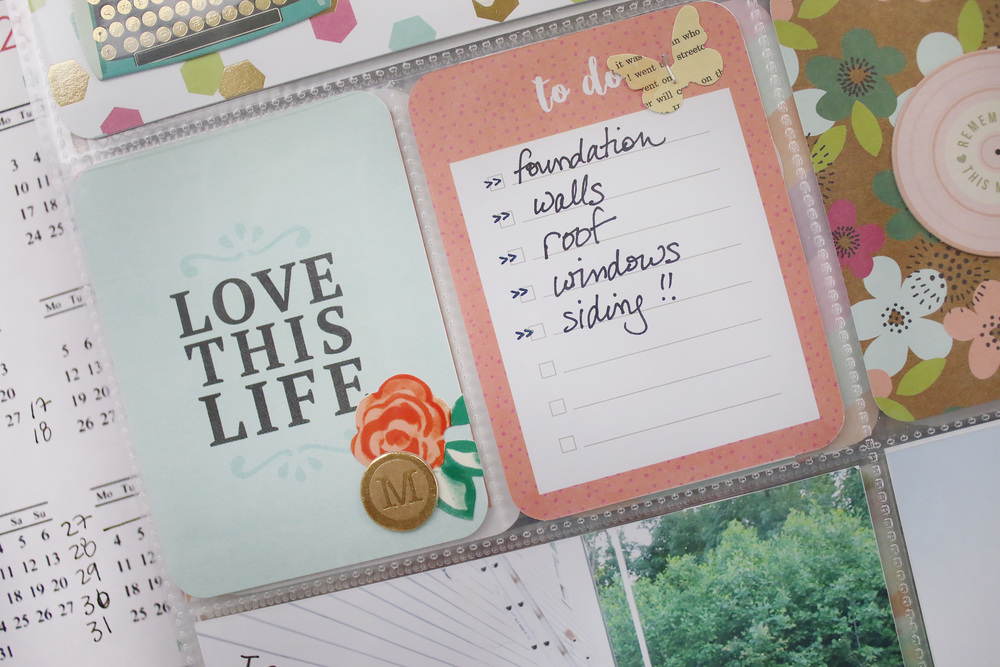 Project Life 2014 Week 21