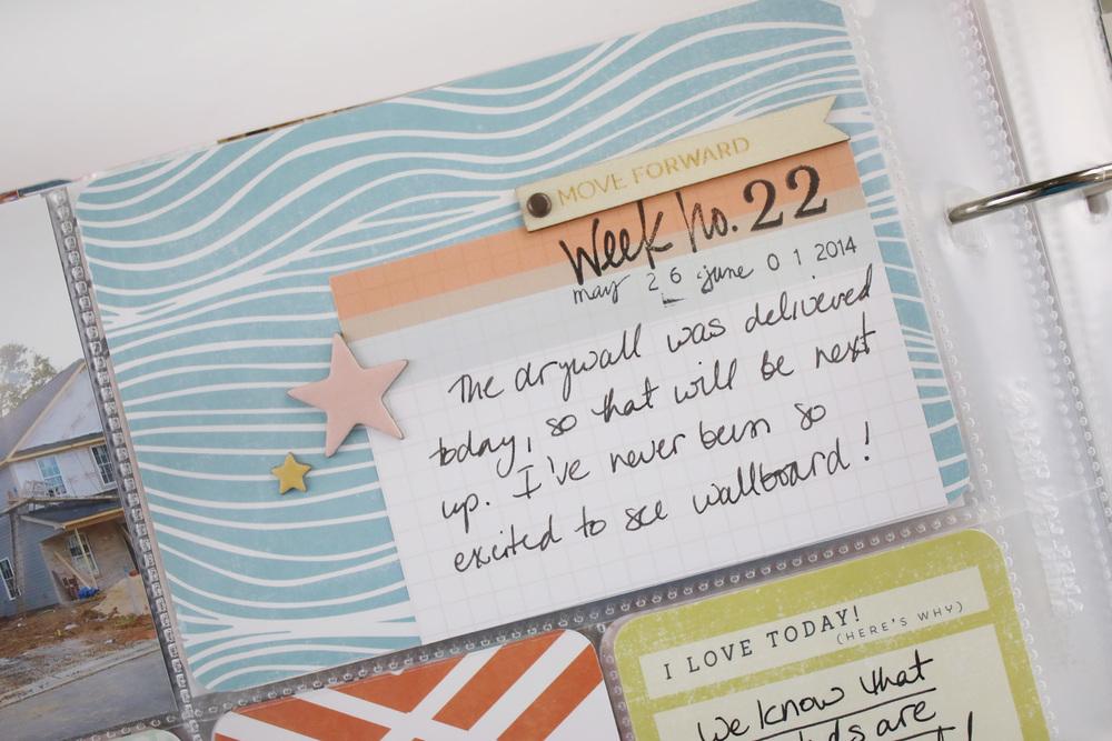 Project Life 2014 Week 22B