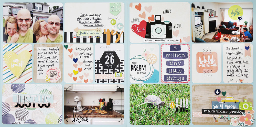 Project Life 2016 Week 26