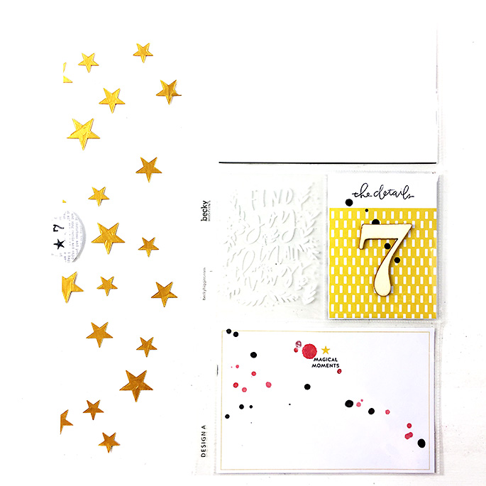 Larkindesign {December Daily 2016} Creating Foundation Pages Using Ali Edwards Kits!