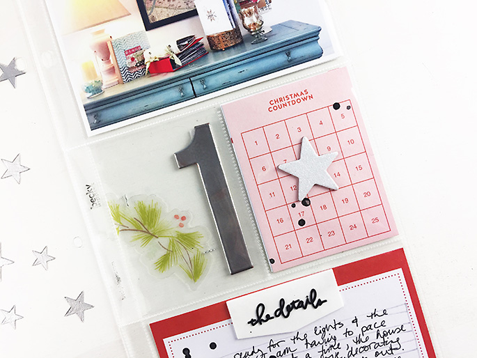 Larkindesign {December Daily 2016} Hello December 1!!!!