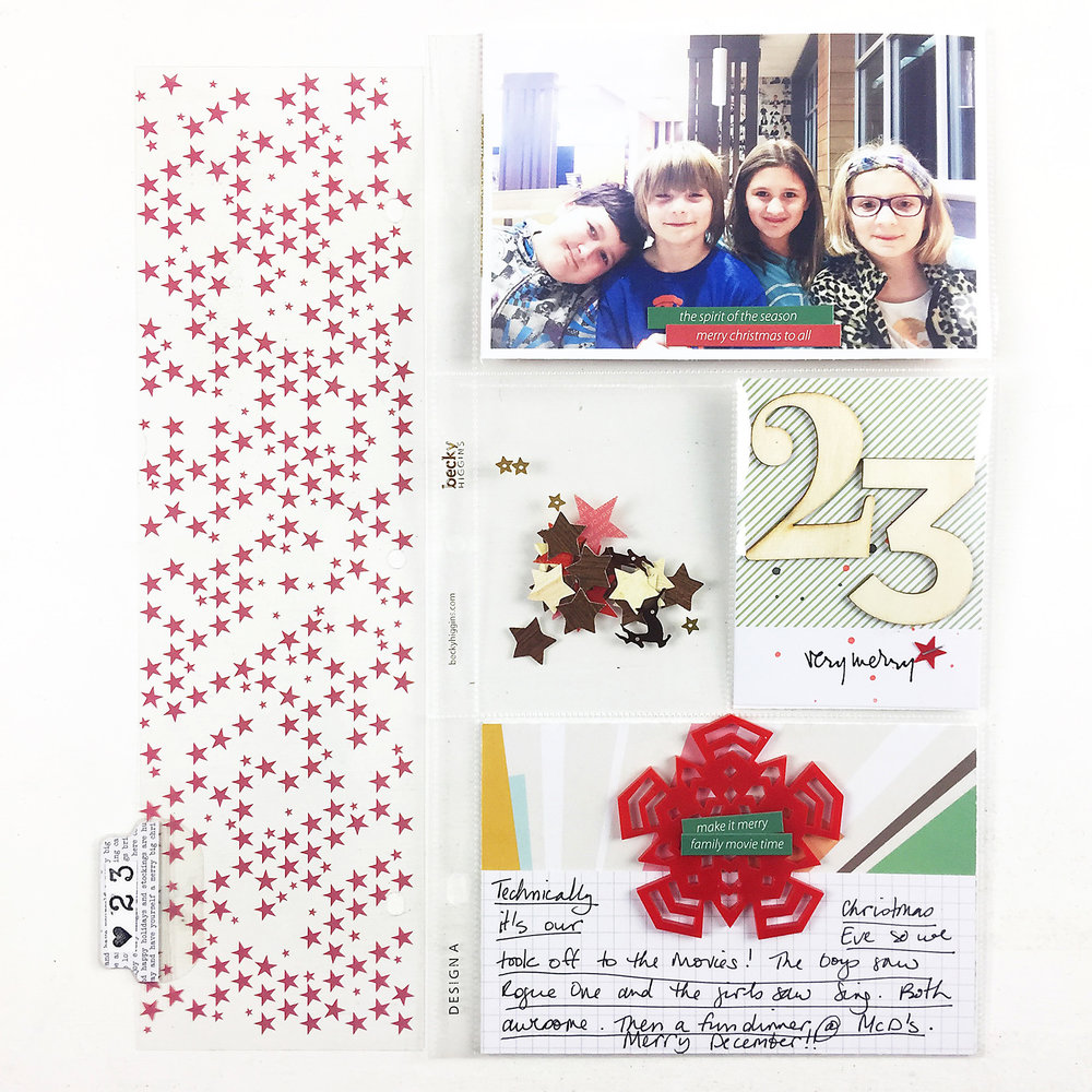 Larkindesign {December Daily 2016} December 23%2C 24 %26 25! This Is It!!!