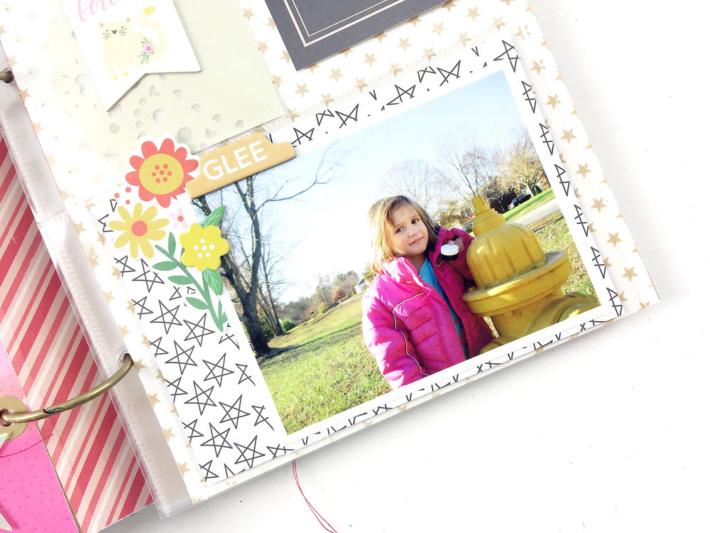 Larkindesign {scrappyChristmasinJuly} December DailyISH 2011 Pt 04 | Layouts 1 & 2!!!