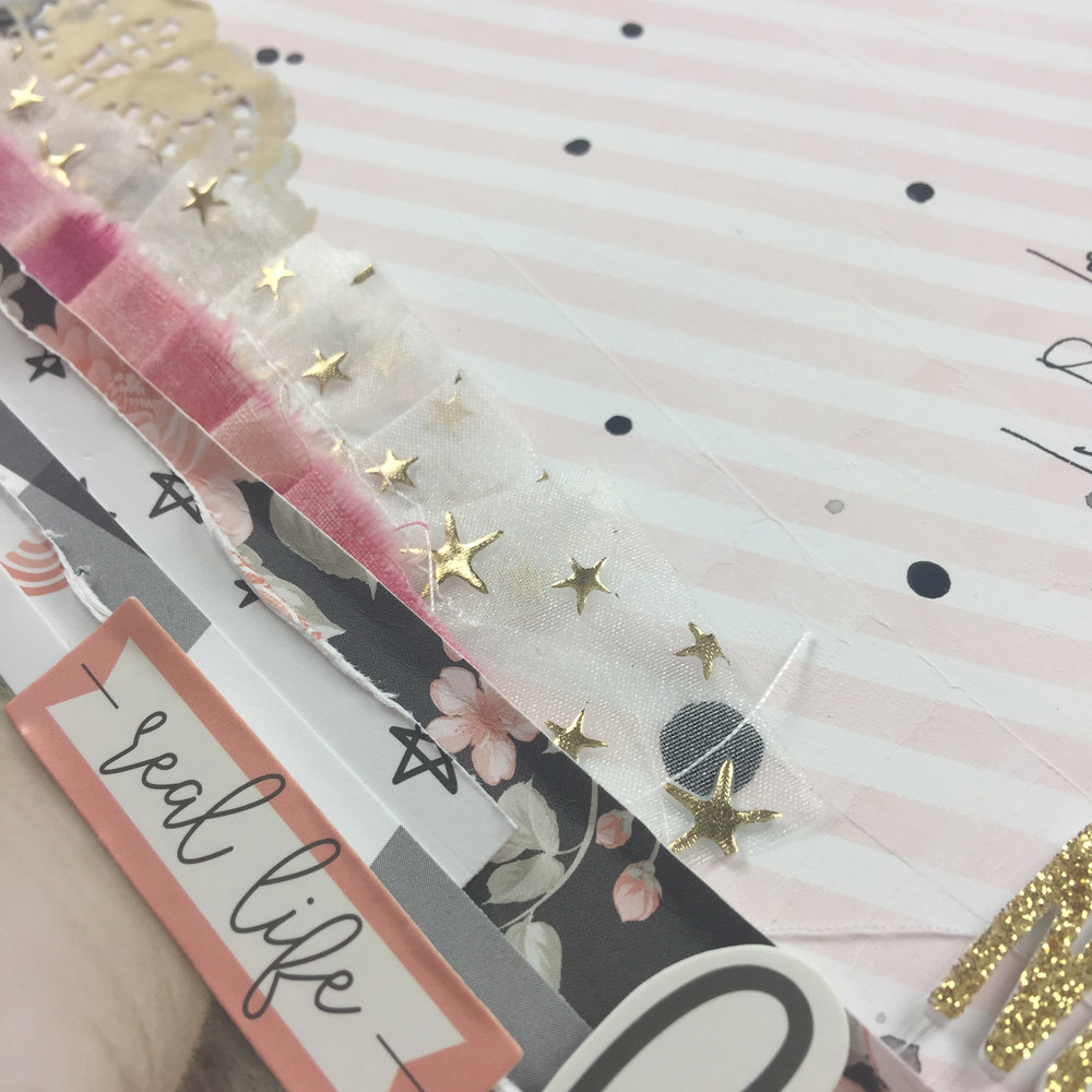 Larkindesign 12x12 Layout Using Felicity Jane Kate | Not So Daily Routine