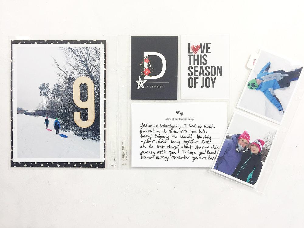 Larkindecember   December Daily Album 2017 Days 08 and 09