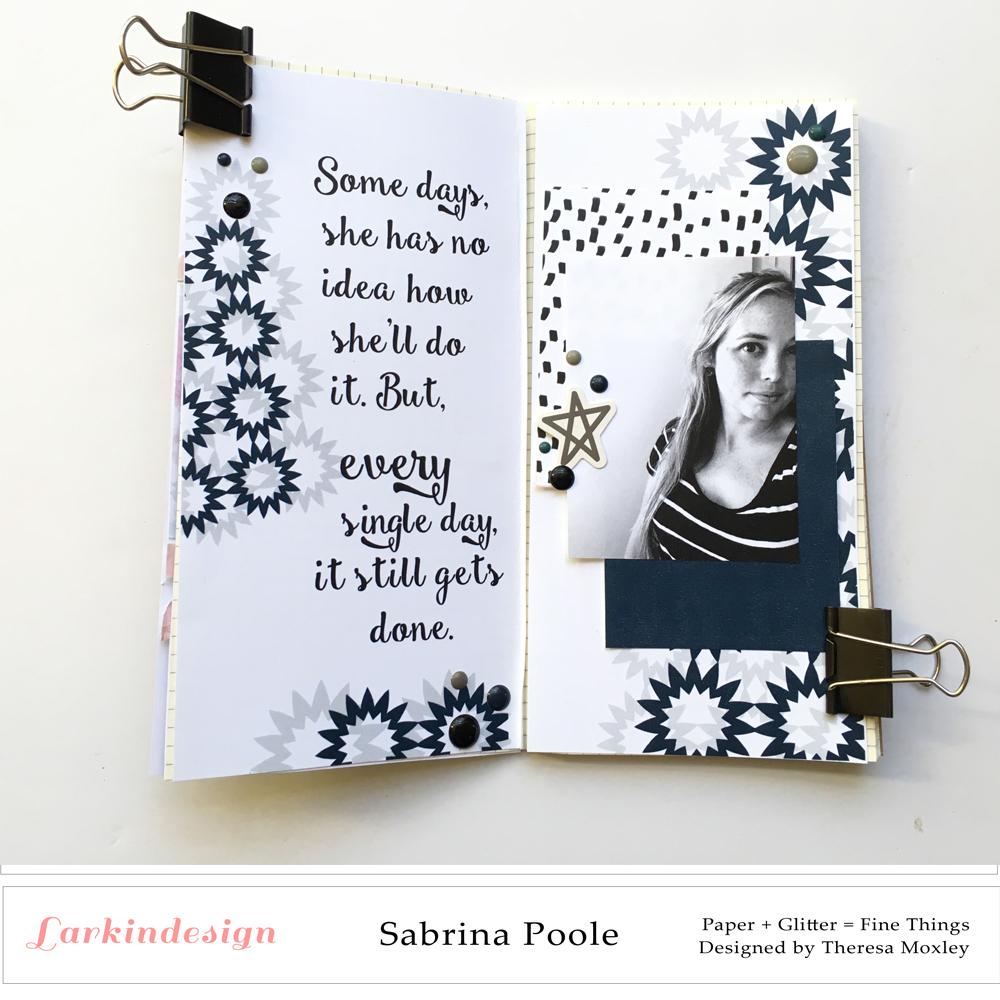 Larkindesign Creative Team Sabrina Poole