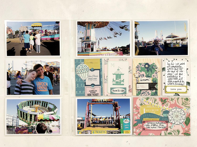 Larkindesign In My Pocket Volume 02 | 2017 Project Life Week 40 & 41