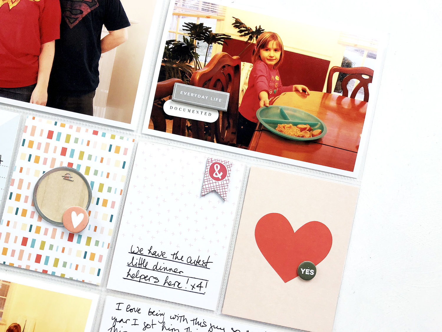 Larkindesign In My Pocket Vol 02 2013 Project Life Week 07