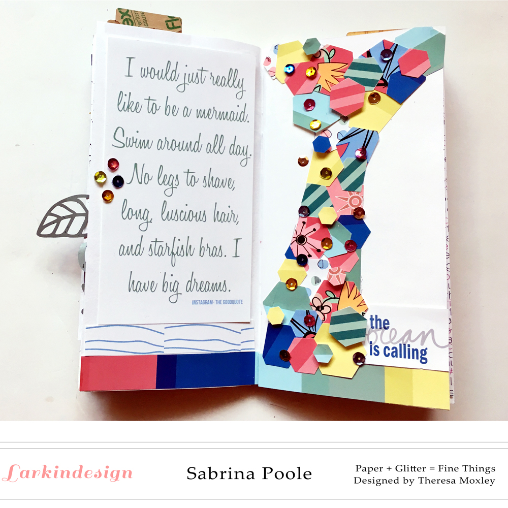 Larkindesign Creative Team Sabrina Poole | Lovin' the Sun Digital Collection