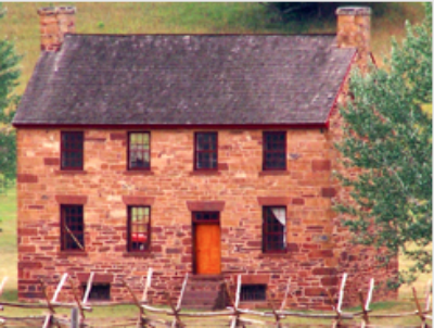 Manassas National Battlefield, Old Stone House