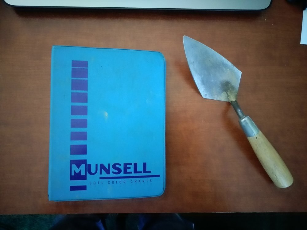 Munsell Soil Color Charts