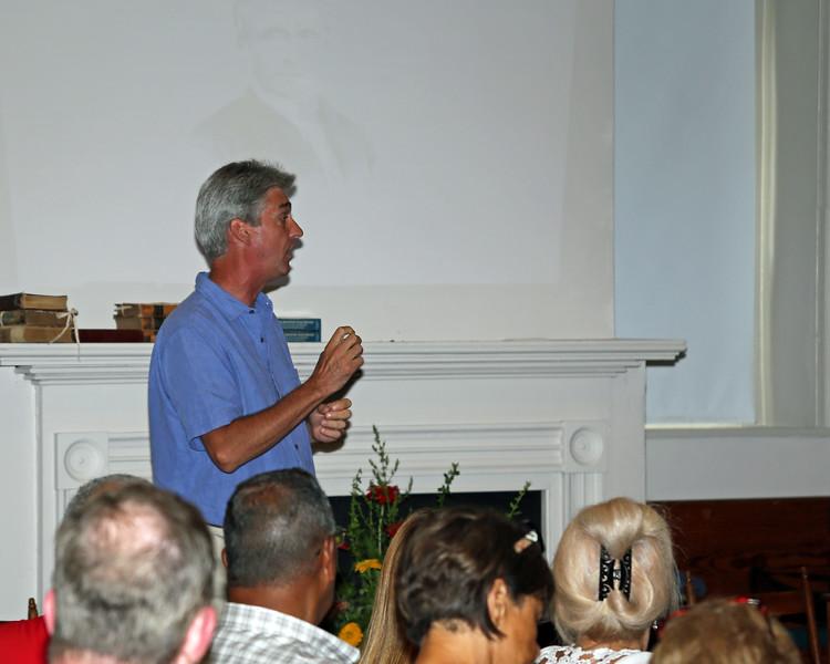 Dr. Glenn Crothers