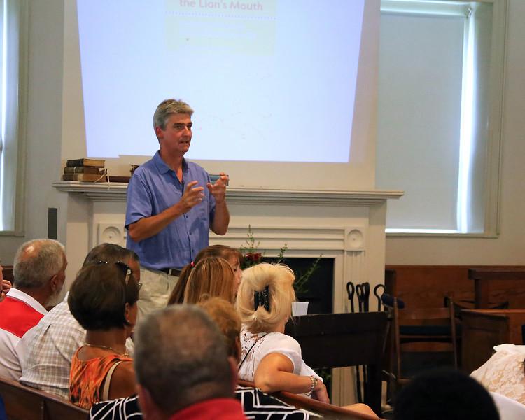 Dr. A. Glenn Crothers
