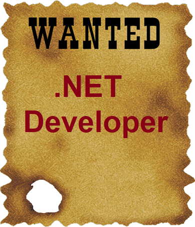 .Net Developer Wanted. Full time contract position
