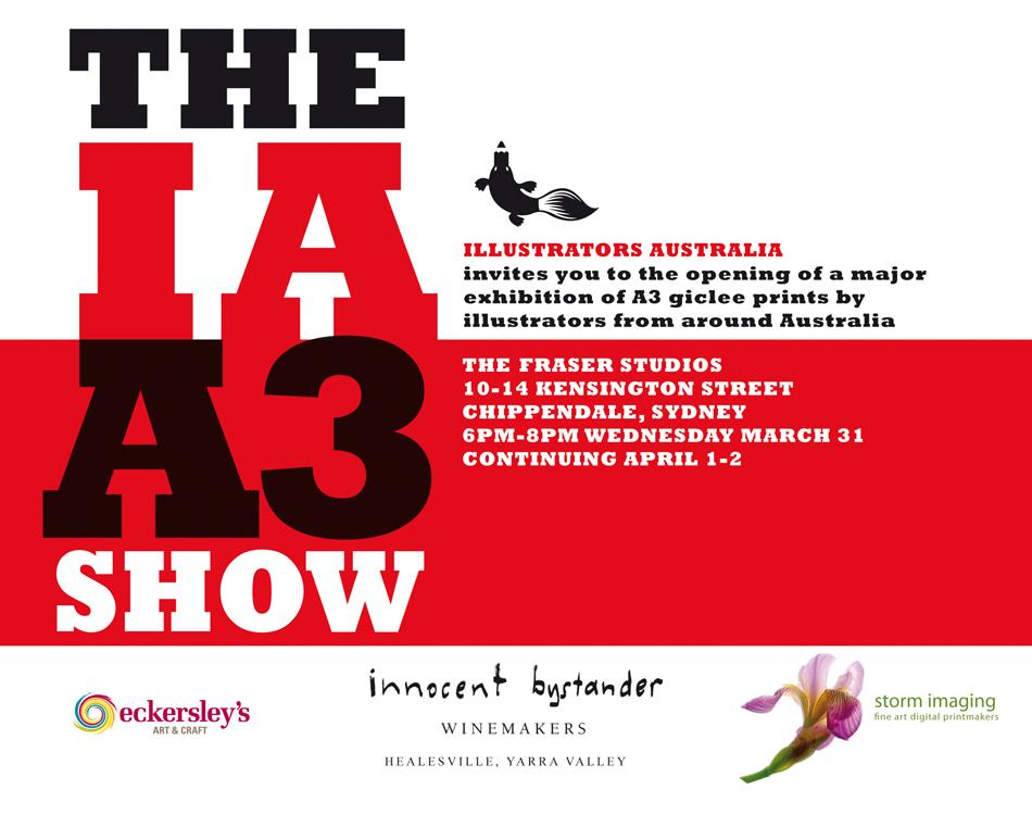IA A3 Invitation