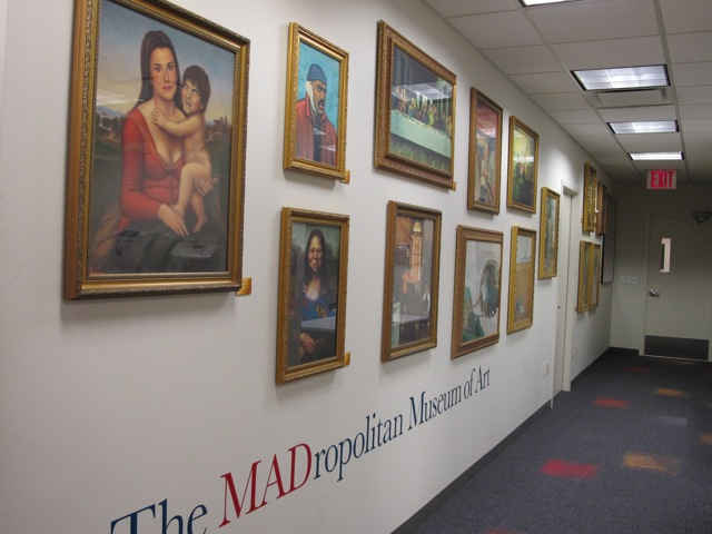 The MADropolitan Museum of Art