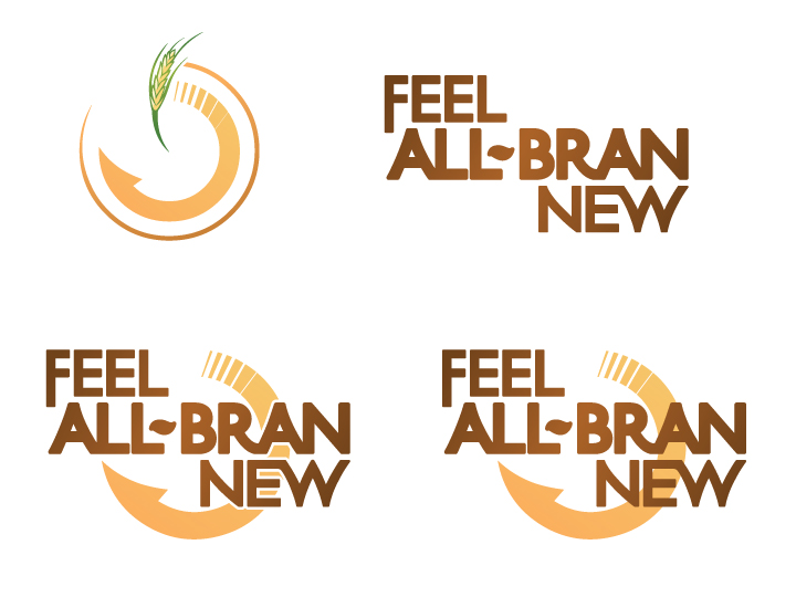 Feel All-Bran New logo