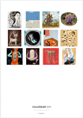 Illustrators Australia 2010 Calendar