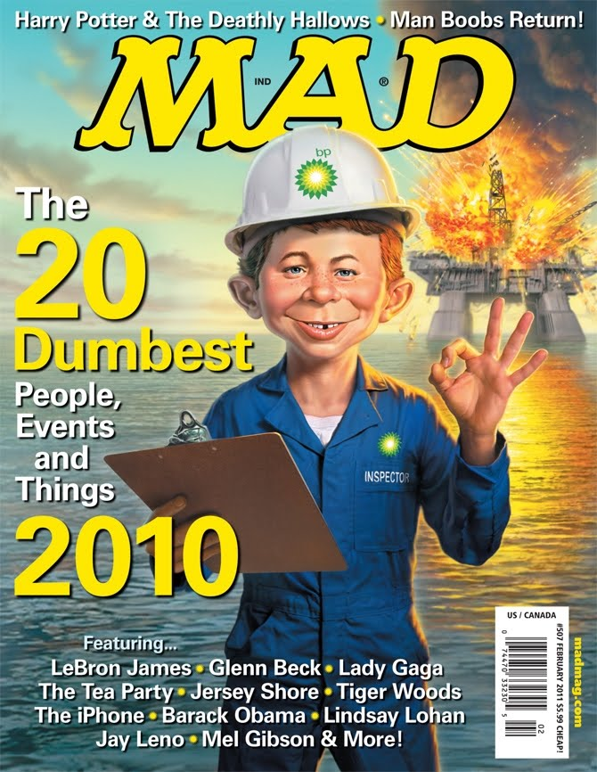 MAD #507 cover