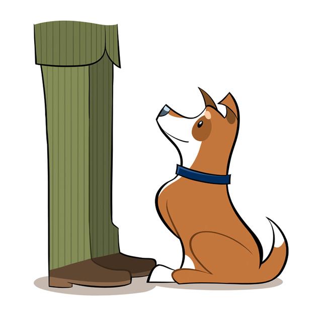 MIGA Dog Mascot by Anton Emdin © MIGA 2011