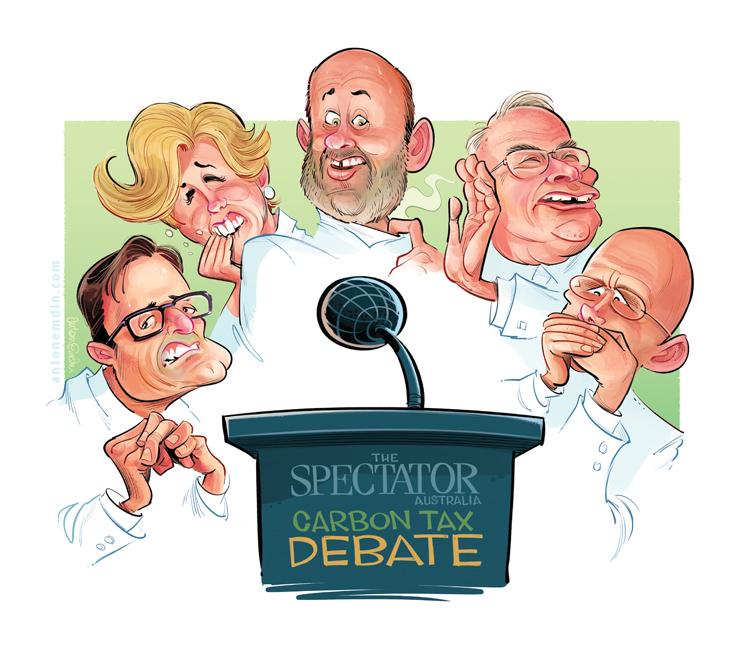 Spectator Debate © Anton Emdin 2011