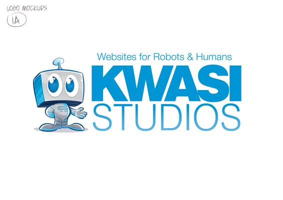 Kwasi Studios robot character development © Anton Emdin 2011
