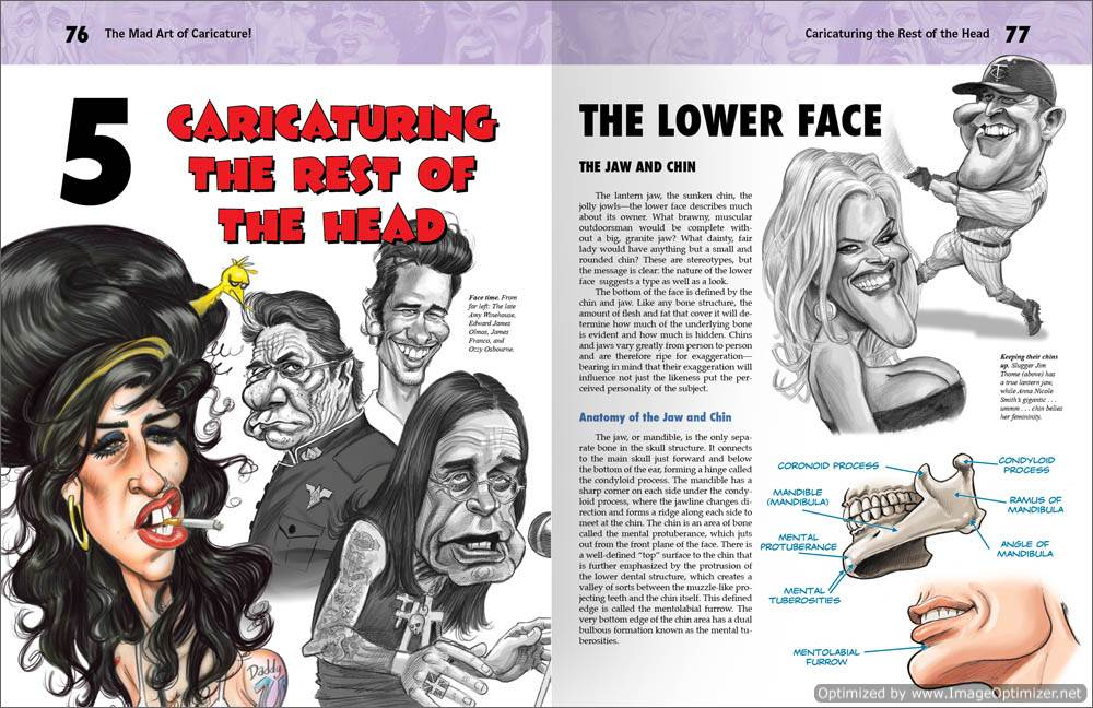 Tom Richmond's 'The Mad Art of Caricature'