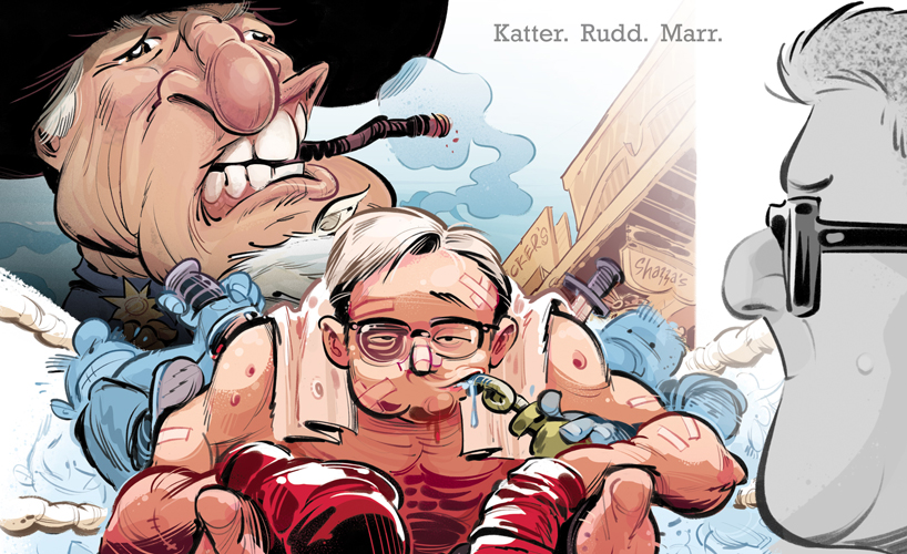 Caricature submissions by Anton Emdin for the ACA Stanley Awards 2012. Illustrations © Anton Emdin 2012. All rights reserved.