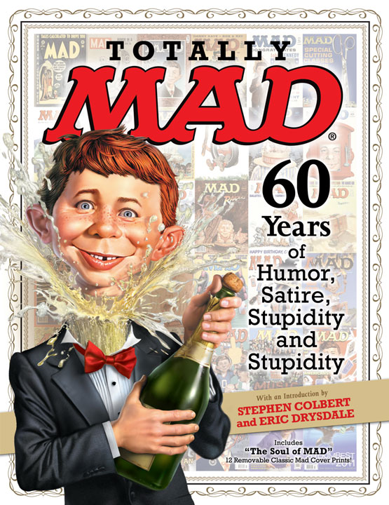 MAD Magazine Totally MAD Cover