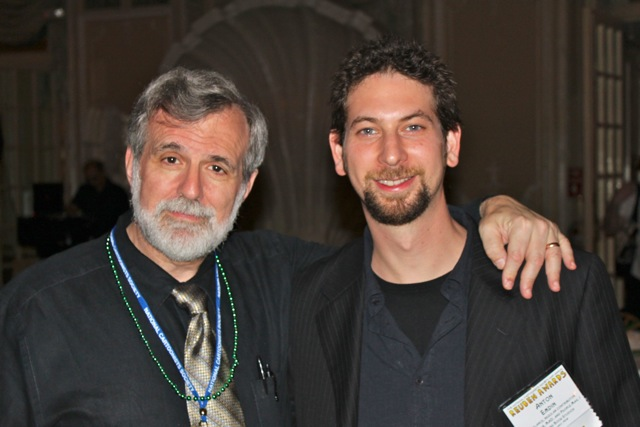 Sam Viviano and Anton Emdin at the NCS Reubens 2011