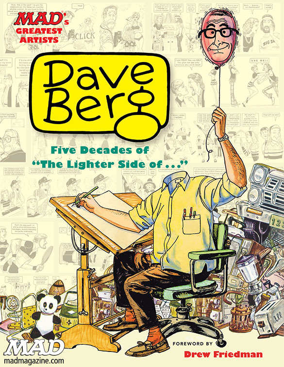 Dave Berg MAD book