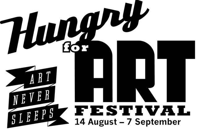 Hungry for Art logo