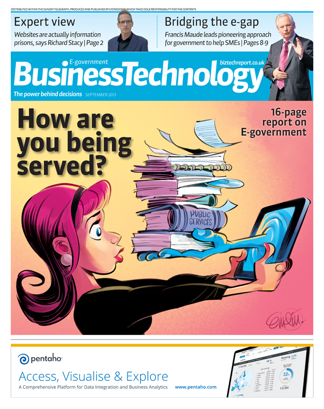 Business Technology cover by Lyonsdown Publishing.  Cover art Illustration © Anton Emdin 2013.  All rights reserved.