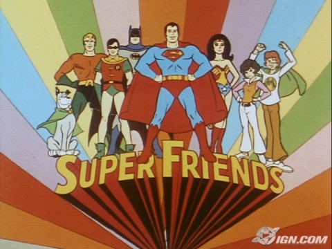 Super Friends reference