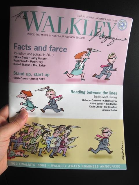 Walkley Mag
