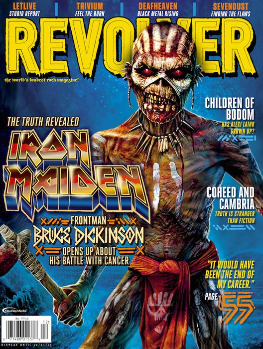 Revolver Mag / December 2015 / http://www.antonemdin.com/