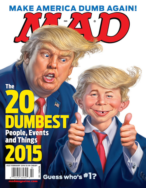 MAD Magazine #537