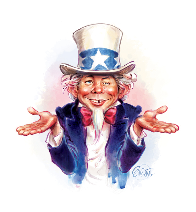 MAD526_Alfred_Uncle_Sam