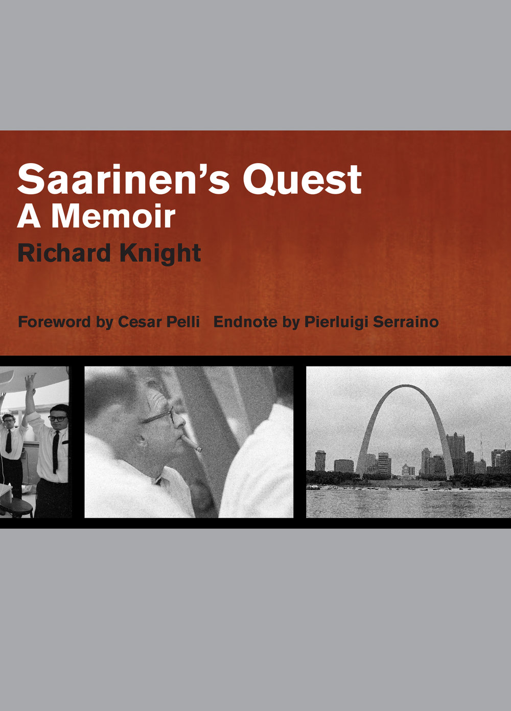 Saarinen's Quest: A Memoir