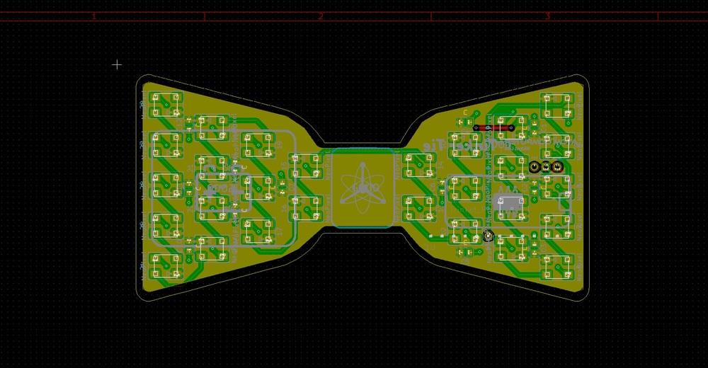 Tinker Tie Alpha PCB Design