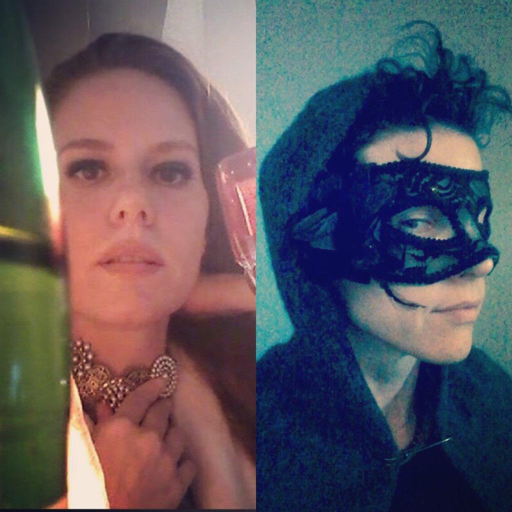Tatiana Turtelli & Magdalena Emar in CRIME (Zoom & Emar, 2018).
