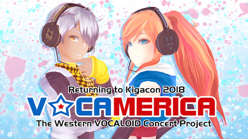 Aki Glancy will be hosting a VOCAMERICA concert Saturday night! Stay posted for details!
