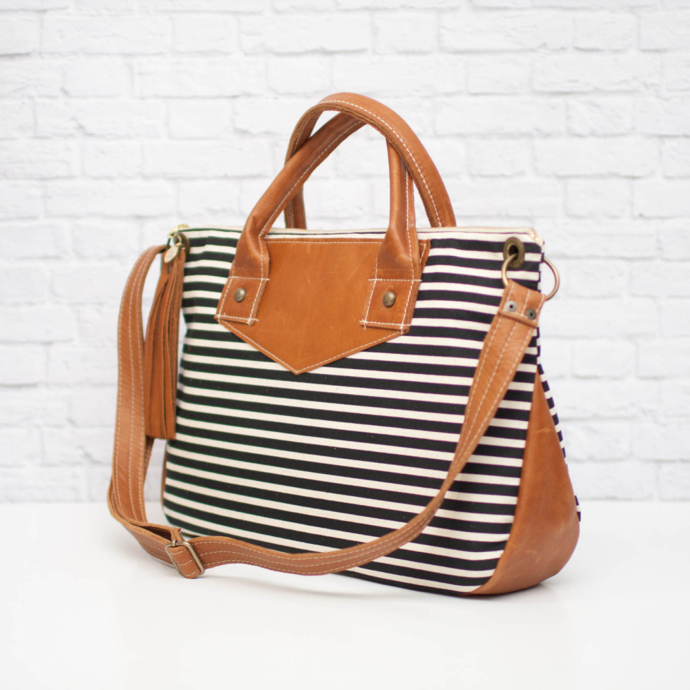 One of the beautiful handbags offered from Project Free 2 Fly--the Hailey Kate Bag