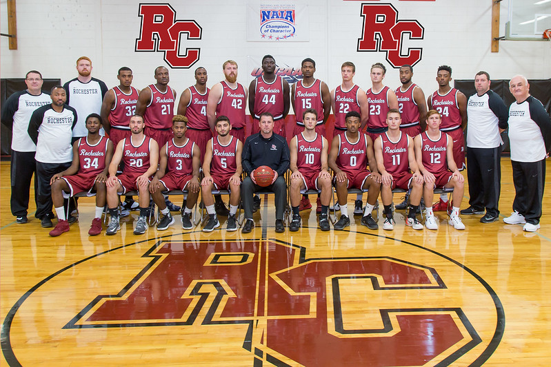 The 2016-17 RC Warriors